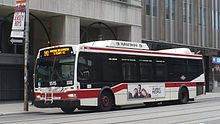 List Of Toronto Transit Commission Bus Routes