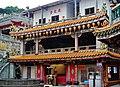Taipeh Guandu Temple Zweiter Hof.jpg