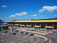 Taipei Songshan Airport 1st Terminal Building 20090926.JPG