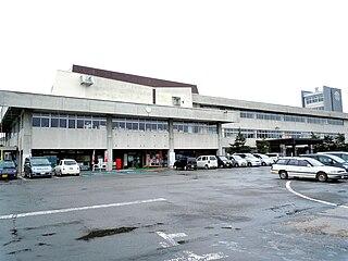Takahata, Yamagata Town in Tōhoku, Japan
