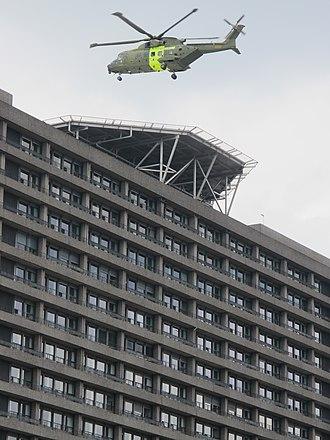 Rigshospitalet - Image: Takeoff (8725559246)