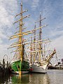 Tall Ship races Harlingen 2014 - Alexander von Humboldt II and Sorlandet.jpg