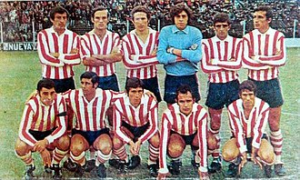 Talleres de Remedios de Escalada - The 1970 squad promoted to the second division
