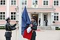 Tallinn Digital Summit. Meeting of Estonian President Kersti Kaljulaid and French President Emmanuel Macron (37117936190).jpg