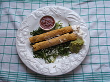 how to make deep fried taquitos