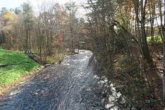 Tarbell Brook - Tarbell Brook in Winchendon, Massachusetts