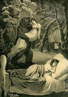 Сон татьяны лариной и русский фольклор