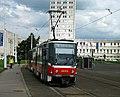 Tatra T6A5 n°8669 in Prague.JPG