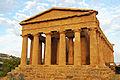Temple of Concordia (Agrigento) - Valle dei Templi, Agrigento, Sicily, Italy - 17 Oct. 2010 - (1).jpg