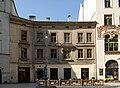 Tenement, 8 Mariacki square, Old Town, Krakow, Poland.jpg