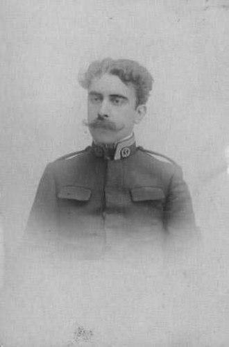 Júlio Dantas - Image: Tenente médico Dr. Júlio Dantas