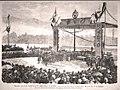 Terni, la Nuova Fabbrica d'Armi inaugurata dal Ministro Ricotti il 2 maggio (Stampa a xilografia, 1875).jpg