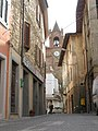 Terricciola,Toscana, Via Roma.JPG