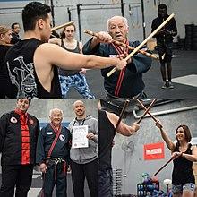 MORO Barong Practice Polypropylene Swords Arnis Escrima Kali Unique Martial Arts