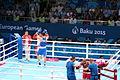 Teymur Mammadov vs Valentino Manfredonia at the 2015 European Games (Final) 4.JPG