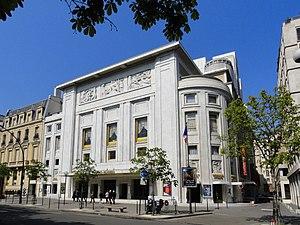 Auguste Perret - Image: Théâtre des Champs Élysées DSC09330