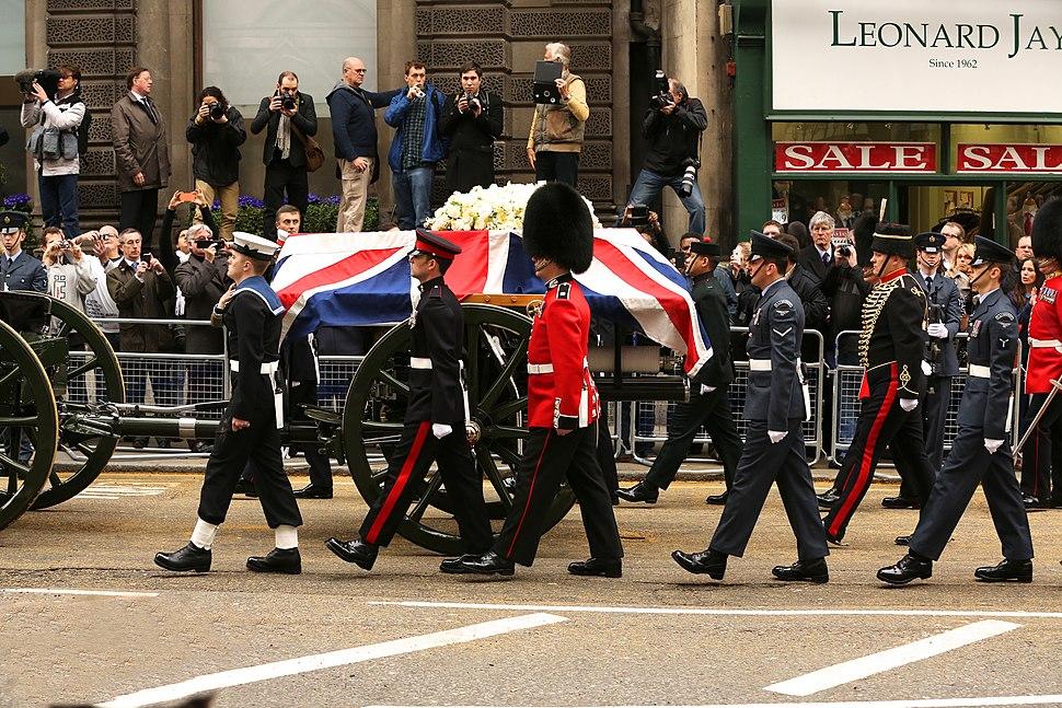 Thatchers funeral 5D3 0188