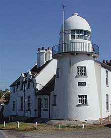"The ""Old Lighthouse"", Paull - geograph.org.uk - 208311.jpg"
