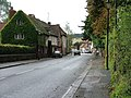 The A40 through West Wycombe Village - geograph.org.uk - 254719.jpg