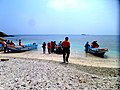 The Beauty of Pigeon Island - Arrival and Depature Area.jpg