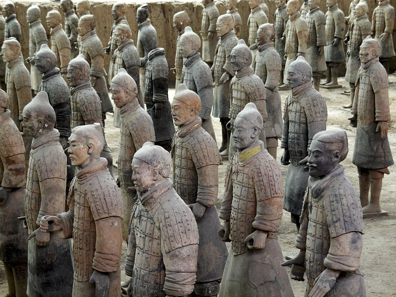 File:The Color of Terracotta Warriors.jpg