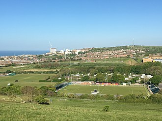 Whitehawk F.C. - The Enclosed (TerraPura) Ground, East Brighton Park