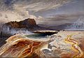 The Great Blue Spring of the Lower Geyser basin, Yellowstone Wellcome V0025226.jpg