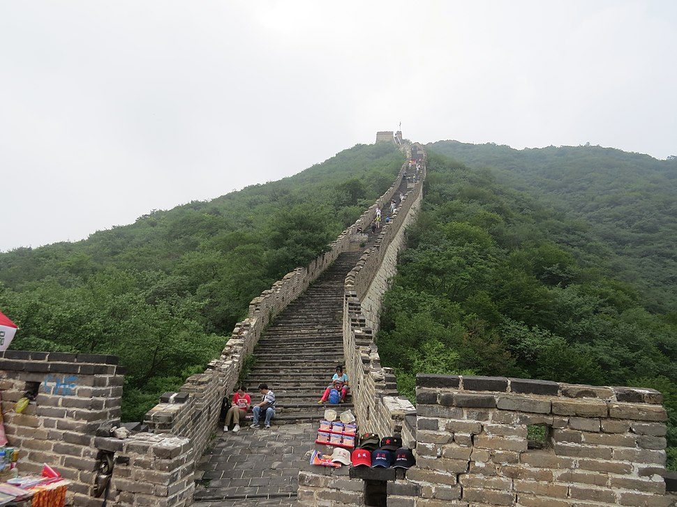 The Great Wall of China 2014