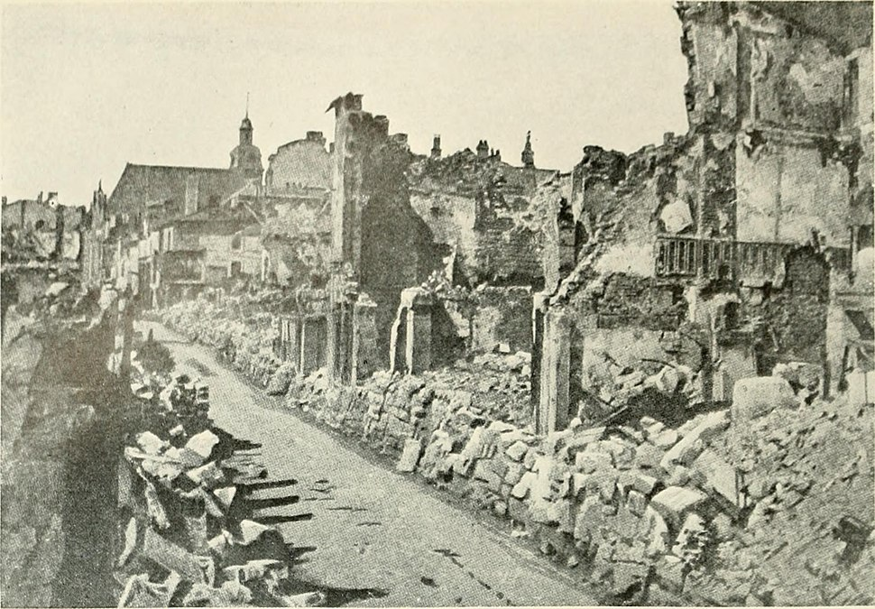 The Great war (1915) (14578428098)