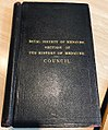 The History of Medicine Council Minutes from 1912.jpg