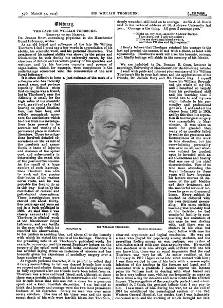File:The Late Sir William Thorburn (Br. Med J.).djvu