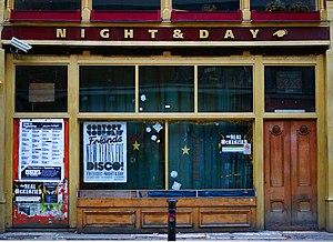The Night and Day Café - The Night and Day Café, 2011.