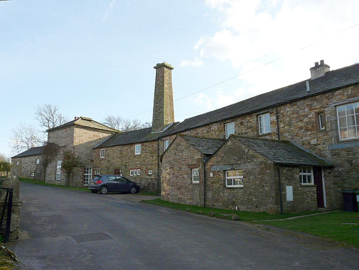 The Old Brewery, Caldbeck - geograph.org.uk - 1245573.jpg