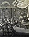 The Phillip Medhurst Picture Torah 273. Death of Jacob. Genesis cap 49. Caspar Luyken.jpg