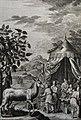 The Phillip Medhurst Picture Torah 440. Preparing a sacrifice. Exodus cap 30 vv 23-24. Pintz.jpg