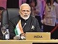 The Prime Minister, Shri Narendra Modi delivering his speech at the 15th ASEAN-India Summit, in Manila, Philippines on November 14, 2017.jpg