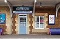 The Railway Arms bar, Downham Market station - geograph.org.uk - 1351522.jpg