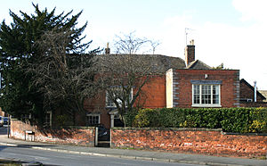 The Rookery, Nantwich - The Rookery, 125 Hospital Street, Nantwich