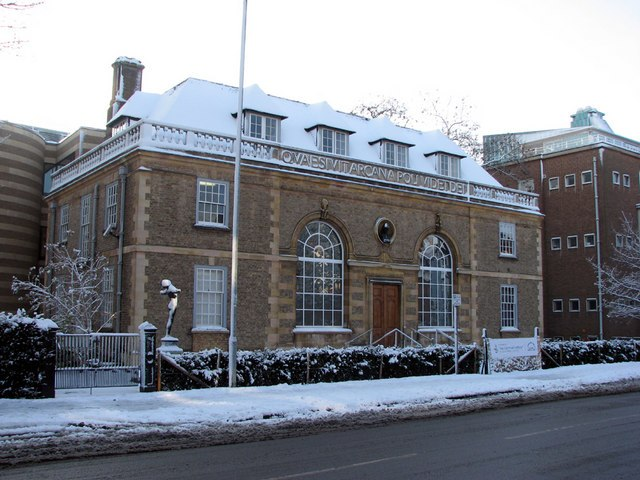 The Scott Polar Research Institute - geograph.org.uk - 1624418