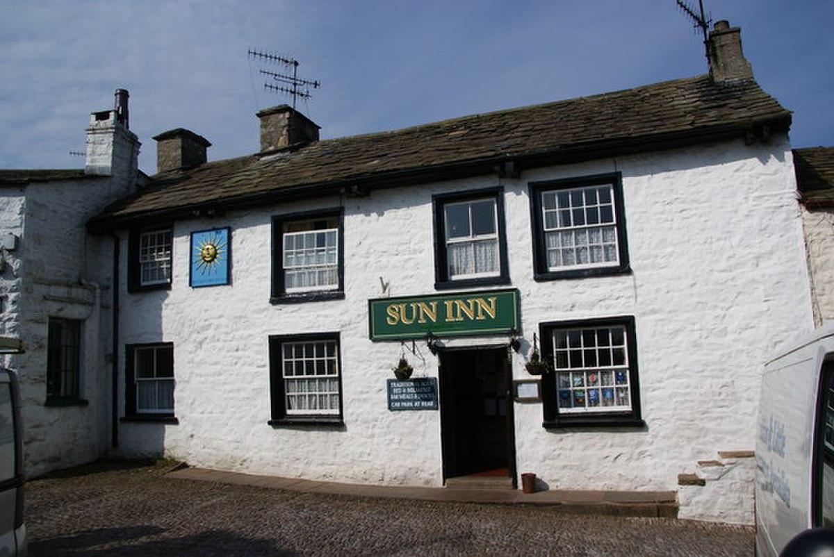 The Sun Inn, Dent - geograph.org.uk - 1655402.jpg