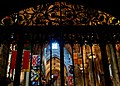 The Thistle Chapel at St Giles' Cathedral, High Street, Royal Mile, Edinburgh (54) - The Thistle Chapel.jpg
