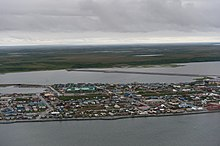 The bush village of Kotzebue, gateway to Kobuk Valley (8029761188).jpg