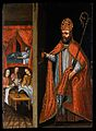 The charity of Saint Nicholas. Oil painting. Wellcome V0017359.jpg