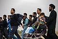 The clergymen on the arbane hike روحانیت در پیاده روی اربعین 28.jpg