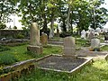 The graveyard at Drumcliffe Church - geograph.org.uk - 811249.jpg