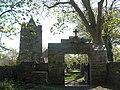 The lych-gate at Llanfairynghornwy - geograph.org.uk - 1259846.jpg