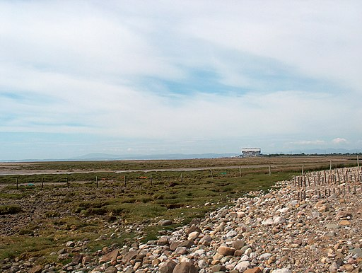 The west side of Sunderland Point - geograph.org.uk - 1736382