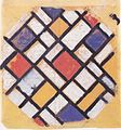 Theo van Doesburg - Studie für die Decke einer Universitätshalle - 1923.jpeg