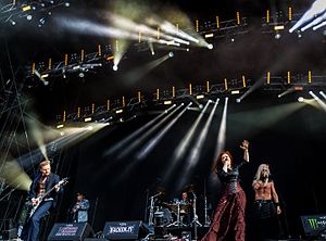 Therion (band) - Image: Therion Wacken Open Air 2016 AL3449