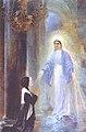 Thomas Georg Driendl, 1909 , Aparição da Virgem Maria.jpg